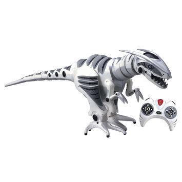 Wowwee WowWee 8095 Roboraptor in White Robotic Dinosaur