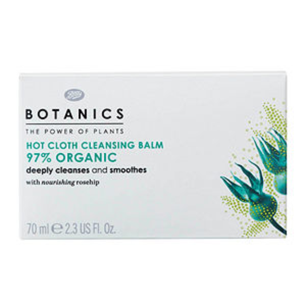 Boots Botanics Hot Cloth Cleansing Balm