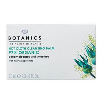 Boots Botanics Hot Cloth Cleansing Balm