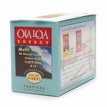 Ola Loa Energy Multivitamin Drink Mix