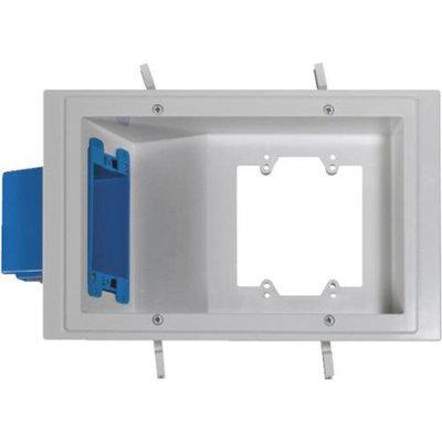 Thomas & Betts SC300PRR Flat Panel TV Box-FLAT PANEL TV BOX