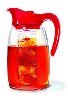 Epoca Inc Epoca Beverage System Pitcher Cherry