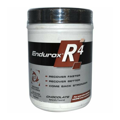 Endurox Pacific Health Inc.  R-4 Carbohydrate Protein Formula Chocolate 2.31 Lb.