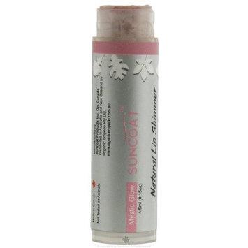 Suncoat Natural Lip Shimmer Mystic Glow