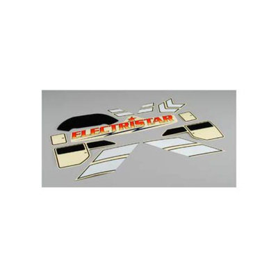 Hobbico Decal Set ElectriStar Trainer