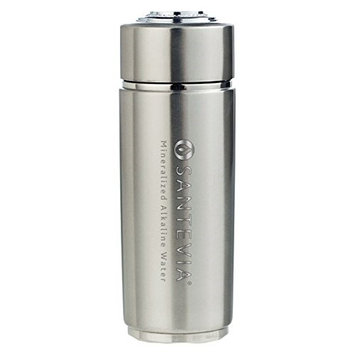 Santevia Alkaline Water Flask, Silver Santevia 1 Container