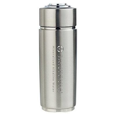 Santevia Alkaline Water Flask, Silver Santevia 1 Container