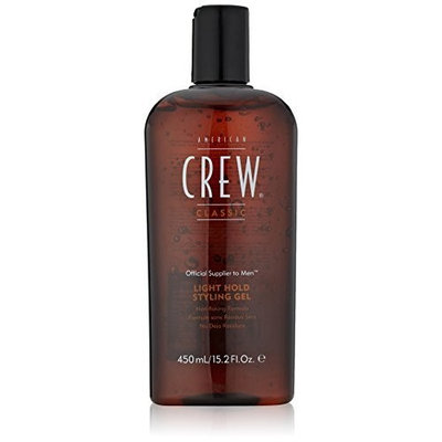 American Crew Light Hold Gel, 15.2 Ounce