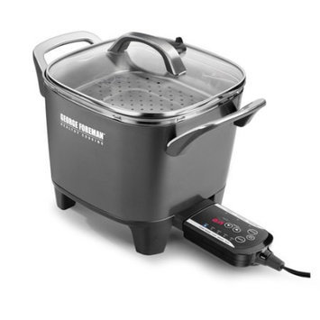 George Foreman 30 Cup Multicooker #RC0010B
