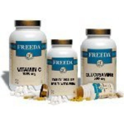 Freeda Choline Citrate 650 Mg. - 100 TAB