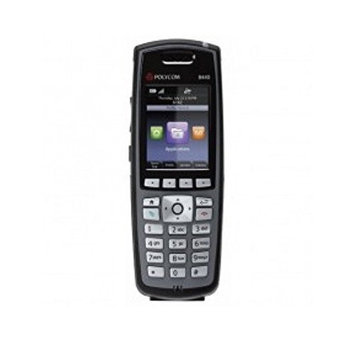 Spectralink 8441 Black Handset without Lync Support