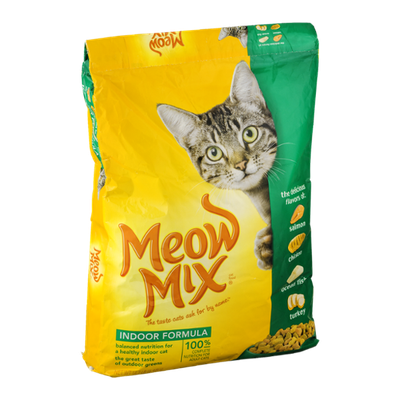 Meow Mix Indoor Formula