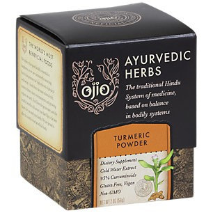 Ultimate Superfoods Ojio Turmeric Extract Powder