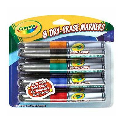 Crayola Dry-Erase Markers