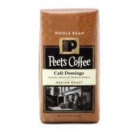 Peet's Coffee & Tea Peet's Whole Bean Coffee, Cafe Domingo, 12-Ounce (Pack of 2)