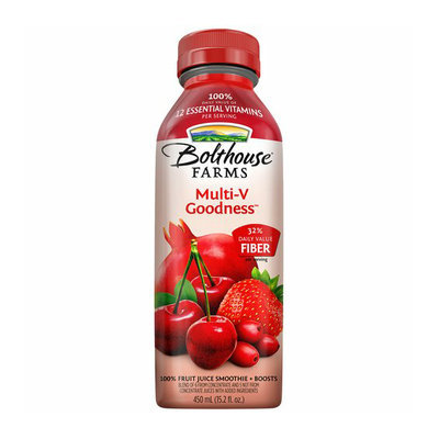 Bolthouse Farms Multi-V Goodness Fruit Juice Smoothie + Boosts