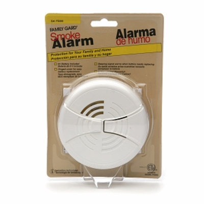 Family Gard Smoke Alarm (Model FG200)