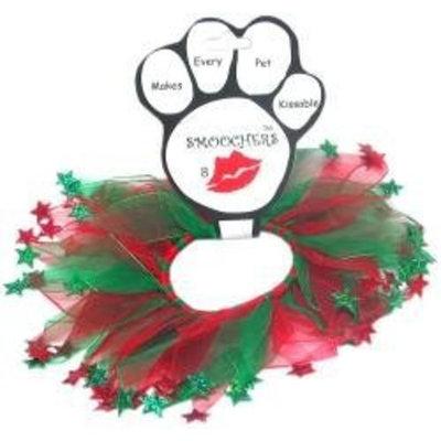 Mirage Dog Supplies Christmas Stars Smoocher Large .