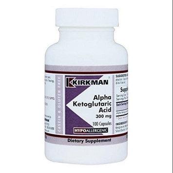 Kirkman Alpha Ketoglutaric Acid 300 mg - 100 Capsules