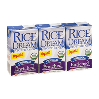 Rice Dream Rice Drink Original Organic - 3 CT
