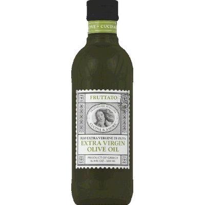 Cucina & Amore Olive Oil - Extra Virgin Fruttato 16.9 Oz. Case Of 6