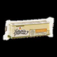 Nature's Promise Organics Cheese Cheddar Organic Mild White