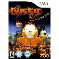 Zoo Games The Garfield Show: Threat of the Space Lasagna (Nintendo Wii)