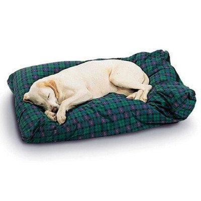 Caddis SuperSoft Max Gusset Poly-Suede Dog Bed