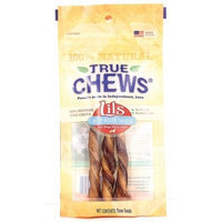 True Chews® Lils USA Beef Bully Twists Odor Free for Little Dogs 6