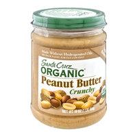 Santa Cruz Organic Lightly Roasted Crunchy Peanut Butter