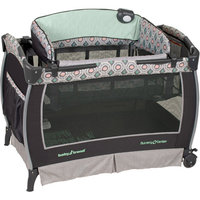 Baby Trend Deluxe Close & Cozy Nursery Center Playard, Artisan