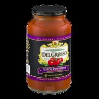 DelGrosso Pasta Sauce Extra Tomatoes Onion & Garlic