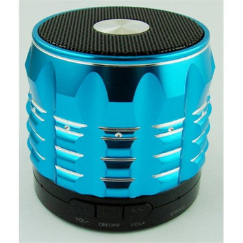 Global Product Solution BTS-SHBE Home Steel Bluetooth Blue