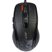 A4Tech X7 F5 V-Track Laser USB Gaming Mouse - Black