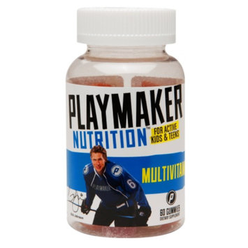 Playmaker Nutrition Multivitamin Gummies for Teens, 60 ea