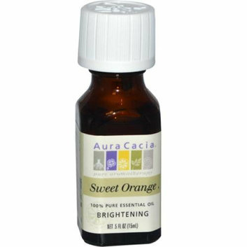 Aura Cacia Essential Oil Sweet Orange