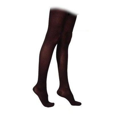 Sigvaris 230 Cotton Series 30-40 mmHg Women's Closed Toe Thigh High Sock Size: Medium Short, Color: Crispa 66