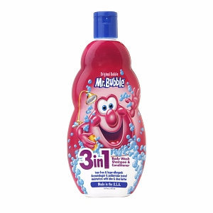 Mr. Bubble 3-in-1 Body Wash