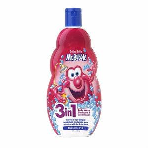 Mr. Bubble 3-in-1 Body Wash