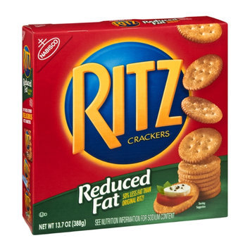 Nabisco RITZ Reduced Fat Crackers