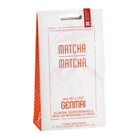 Matcha Matcha Tea Powder Genmai All Natural - 12 CT