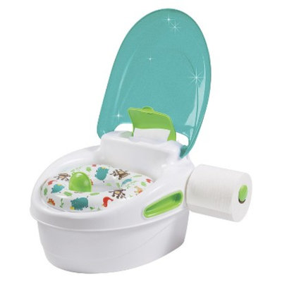 Summer Infant Summer 3 Stage Potty Trainer - White/ Blue