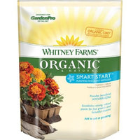 Scotts Whitney Farms 109119 Organic and Natural Smart Start Planting Inoculant Fertilizer, 2-1-2, 2-Pound (Discontinued by Manufacturer)