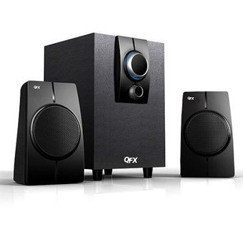 Qfx QuantumFX BT-200 2.1 Speaker System - Wireless Speaker(s) - Black
