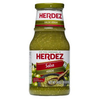 Melting Pot Foods Herdez Verde Salsa 24 oz