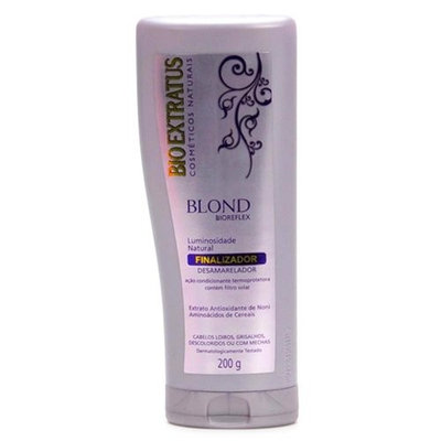 Bio Extratus Bioreflex Brazilian Blond Hair Lightening Finisher 200g