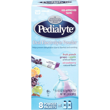 Pedialyte Powder Packs Variety