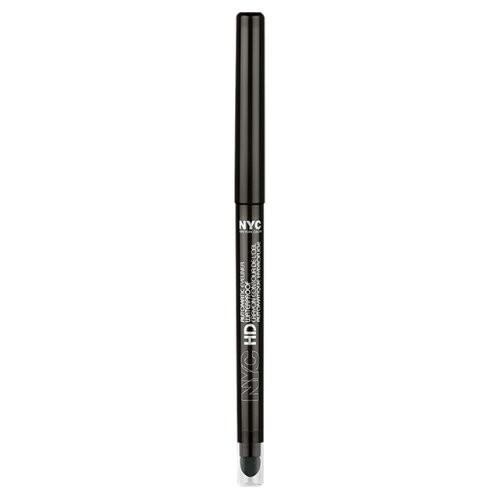 NYC High Definition Automatic Waterproof Eyeliner, Black