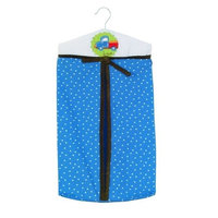 Sumersault Tiny Trips Diaper Stacker, Blues