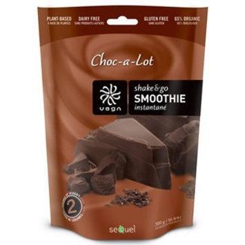 Sequel Naturals Shake & Go Smoothie Chocolate By Sequel Vega - 10.6 Ounces (300 grams)